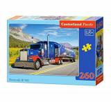 Puzzle Kenworth W 900, 260 piese, castorland
