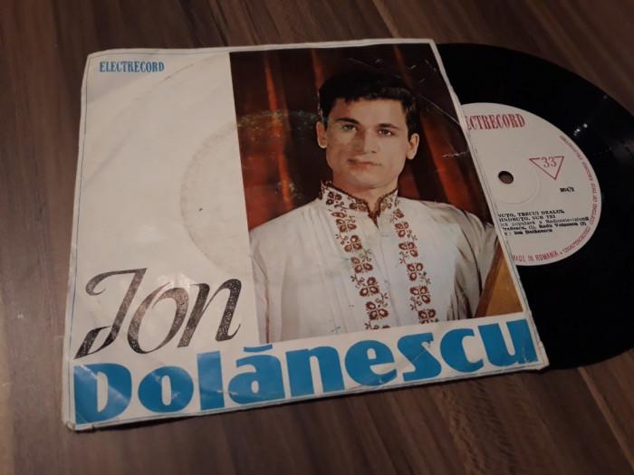 DISC VINIL ION DOLANESCU EPC 904 STAREA DISCULUI EXCELENTA