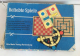 * Set jocuri vechi celebre, anii 60 - Beliebte Speiele, Germania, Ravensburg