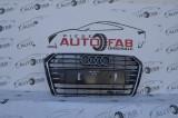 Grila Audi A4 B9 An 2016-2019 ,cu gauri pentru parktronic
