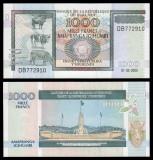 = BURUNDI - 1000 FRANCS – 2009 -  UNC   =