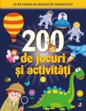 Disney. 200 de jocuri și activități. Vol.4