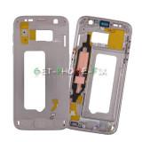 Rama carcasa mijloc Samsung Galaxy S7 G930F gold