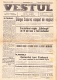 Z41 Ziarul Vestul din 9 mai 1942 Timisoara