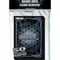 Accesoriu Yu-Gi-Oh! Dark Hex Deck Box