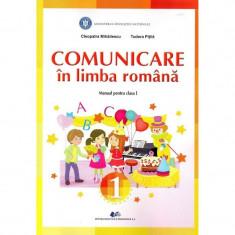Comunicare in limba romana manual pentru clasa I, autor Tudora Pitila