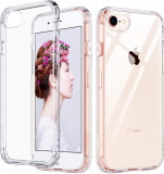 Husa Apple iPhone 8, Silicon TPU 2.0mm slim Transparenta