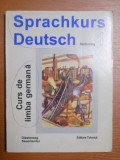 CURS DE LIMBA GERMANA , SPRACHKURS DEUTSCH , VOL. I