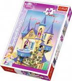 Puzzle Trefl 160 Palatul Printeselor
