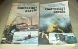 ILIE MANOLE \ IOAN DAMASCHIN \ ANTONIE ZEMBA - CONFRUNTARI NAVALE     Vol.1.2.