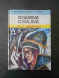 A. J. ODOBESCU - DOAMNA CHIAJNA (1980, editie cartonata)