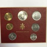 VATICAN SET LIRE 1978 contine 500 lire argint