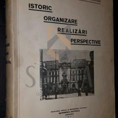 MINISTERUL AGRICULTURII SI DOMENIILOR - ISTORIC, ORGANIZARE, REALIZARI SI PERSPECTIVE ALE MINISTERUL AGRICULTURII SI DOMENIILOR IN ANUL 1937