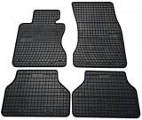 Covorase Bmw Seria 5 E60/E61 2003-2010 , presuri BestAutoVest, negre , 4 buc. Kft Auto