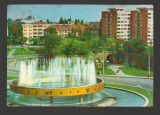 CPIB 17139 CARTE POSTALA - TIMISOARA. BULEVARDUL LEONTIN SALAJAN, Circulata, Fotografie
