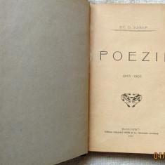 Șt. O. Iosif-Poezii 1893 - 1908. Editie Princeps a Ed.Socec&co.Ex Libris.