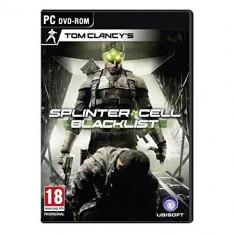 Tom Clancy's Splinter Cell Blacklist PC