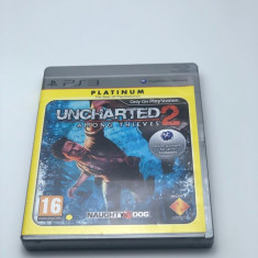 Joc Uncharted 2-Among Thieves -PS3