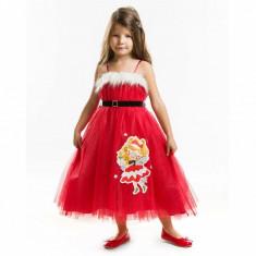 Rochie fara maneci pentru copii Tulle Christmas Fairy 6 ani