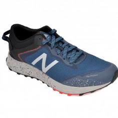 Pantofi sport NEW BALANCE bleumarin, MTARI, din material textil