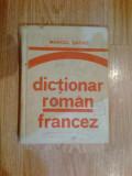 A5 Dictionar roman francez - Marcel Sars