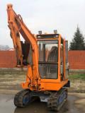 Vand excavator urgent takeuchi 025