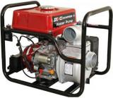 Motopompa Senci SCWP-80E-2 pentru apa curata, debit apa 60 mc/h, diametru refulare 80 mm, Motor Senci 7.5 cp, Benzina, Pornire la cheie, Baterie inclu