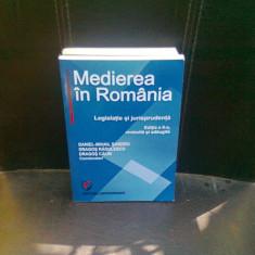 MEDIEREA IN ROMANIA - DANIEL MIHAIL SANDRU