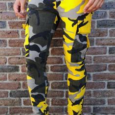 Pantaloni Army - pantaloni barbati pantaloni camuflaj - cod 218