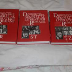 Dicționarul General al Literaturii Române 3 VOL. (P-R), (S-T), (T-Z),Noi, Alta editura