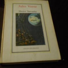 JULES VERNE - HECTOR SERVADAC -1984, Ed  Ion Creanga Traducere Teodora Cristea