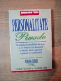 PERSONALITATE , PUZZLE de FLORENCE LITTAUER , MARITA LITTAUER