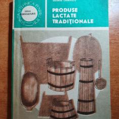 produsele lactate traditionale din anul 1988