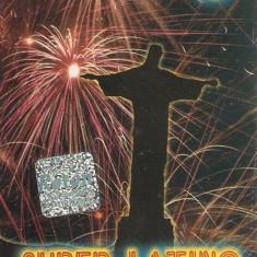 Caseta Super Latino Party 1, originala: Zapata, Tatjana, Rococo, Rodriguez