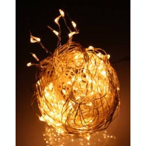 Ghirlanda luminoasa decorativa 10X20 micro LED-uri albe cu luminozitate ridicata lumina calda WELL