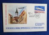 Aviatie - ARIPI ROMANESTI - ZEPPELIN - Primul zbor LZ - 127 pe ruta Balcanica