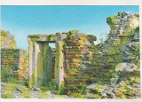 bnk cp Ruinele cetatii Histria - Vedere - uzata