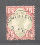 Great Britain 1887 Queen Victoria, Mi.92, used AM.070