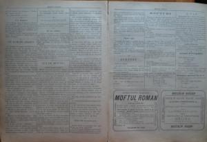 Moftul roman , revista spiritista nationala ; Dir. I. L. Caragiale , nr. 7, 1893