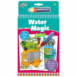 Water Magic Animals - Carte Colorat Safari, Galt