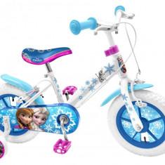 Bicicleta pentru fetite Disney Frozen 14 inch