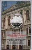 10 Lei BNR 100 DE ANI DE UNIVERSITATE ROMANEASCA LA CLUJ,