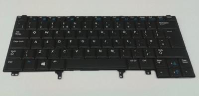 Tastatura laptop refurbished DELL Latitude E6420 E6430 6220 6230 5420 5430 XT3, QWERTY foto