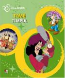 Disney English. Time/Timpul. My First Steps into English