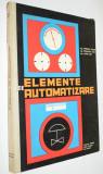 Elemente de automatizare - Ing. Oprescu Iulian 1967