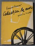 Leonid Leonov - Caleașca de aur (piesă în 4 acte) (ilustrații de Sergiu Singer)