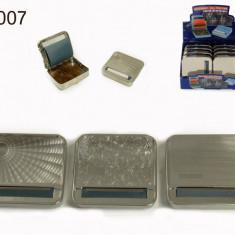 Aparat rulat tutun metalic ANGEL (rolling box)