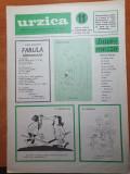 Revista urzica 15 noiembrie 1975 - revista de satira si umor