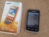 Cumpara ieftin Smartphone IP67 Samsung Galaxy Xcover S5690 Liber retea Livrare gratuita!, Gri, Neblocat