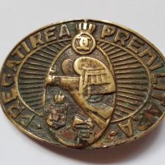 PAFTA REGALISTA CAROL II - PREGATIREA PREMILITARA